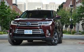toyota highlander 2017 interior 2017 toyota highlander hybrid checks all the boxes the car guide
