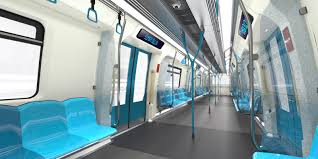 bmw designworks kuala lumpur metro interior lrv pinterest
