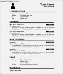 easy to read resume format stunning resumes easy to read also easy to read resume format
