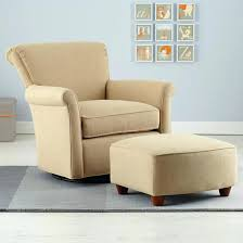 gliding chair and ottoman ottomn childcare glider rocking chair