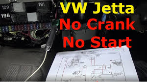 volkswagen jetta no crank no start troubleshoot u0026 repair youtube