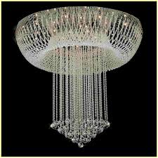 Beaded Chandelier Diy Chandelier Lighting Design Magnificent Explosion Shape Made From