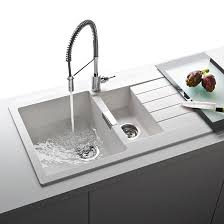 What Is A Composite Material And Why It Makes A Great Sink Tap - White composite kitchen sinks