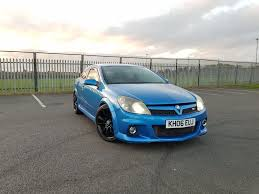 vauxhall astra vxr 2006 arden blue hpi clear fsh in small heath