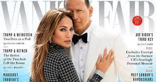 Recent Pics Of Vanity Jennifer Lopez Alex Rodriguez Talk First Date In U0027vanity Fair U0027
