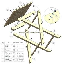 Wooden Picnic Table Plans Reclaimed Wood Flat Pack Picnic Table Easy Build Instructions