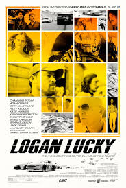 click to view extra large poster image for logan lucky movies