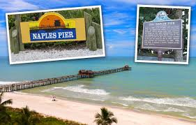 historic old naples d a george and sons inc naples beach and historic pier