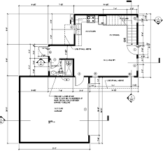 Converting Garage Into Living Space Floor Plans Cadpros Drafting Adu