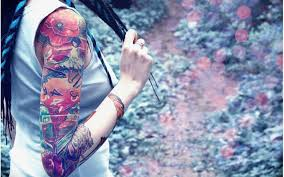 Tattoo Backgrounds Ideas Tattoo Wallpapers For Desktop Group 62