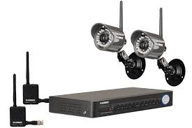 wireless security system eco series lorex