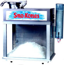 snow cone rental snow cone machine longeneckers true value