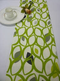 lime green table runner 82 lime green table runner modern designer cotton green table