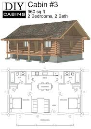 3 bedroom cabin floor plans 2 bedroom cabin floor plans billsbistro