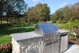 Outdoor Kitchens Ideas Modern Style Outdoor Kitchen Ideas For Small Spaces With Small