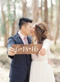 save the date signs 10 fabulous wedding signs intimate weddings small wedding