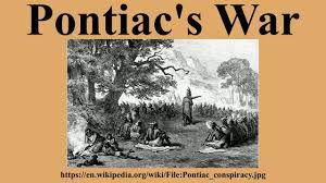 Who Is Pontiac Pontiac U0027s War Youtube