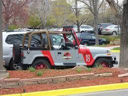 cars movie jeep jurassic park jeep
