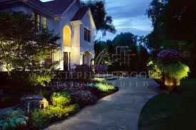 outdoor led landscape lighting low voltage led landscape