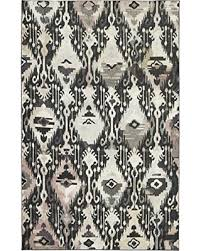 Ikat Area Rug Find The Best Deals On Mohawk Home Prismatic Hip Ikat Charcoal
