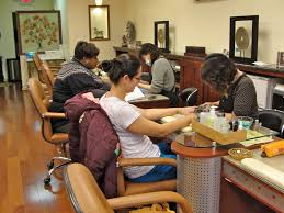 the new york times looks under the covers at nail salons