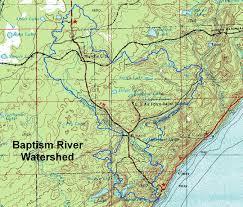 Lake Merritt Map Lakesuperiorstreams Baptism River Maps