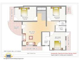 House Floor Plan Designer Indian House Floor Plans South Indian House Plan 2800 Sq Ft