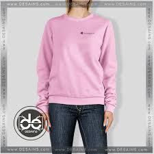 chion logo custom sweatshirt womens sweaters mens