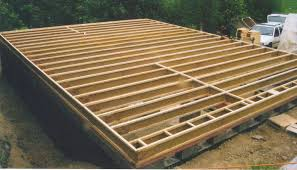 how to frame a floor edenhope a financially and environmentally affordable house