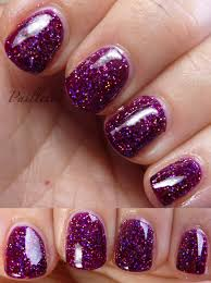 paillette a little nail polish journal holo jelly u003d happiness