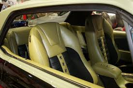 Tmi Interior Sema 2014 Tmi Builds Rod Interiors With Class Corvette Online