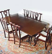 Mahogany Dining Room Furniture Https Ebth Com Production Imgix Net 2017 09 23 1