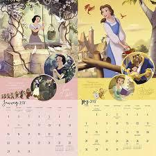 disney desk calendar 2017 10 best monthly wall desk calendar designs of 2017 you would love