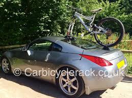 lexus gs bike rack nissan 370z bike rack no bolts no clamps no straps no hassle