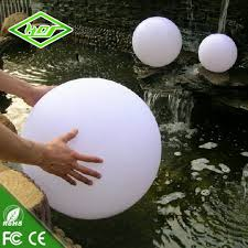 large outdoor led sphere waterproof light outdoor hanging