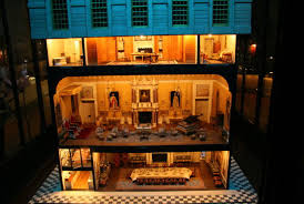take a virtual tour of queen mary u0027s dollhouse mental floss