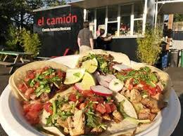 camion cuisine mobile el camion food truck and restaurant in seattle known for their