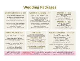 wedding packages sandi pointe library of collections