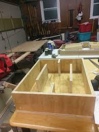 delta downdraft sanding table downdraft sanding station by mike in stl lumberjocks com