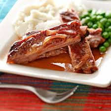 slow cooker ribs recipe taste of home