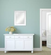 Beveled Mirror Bathroom by Amazon Com Mcs 22 5x27 5 Inch Frame With 15 5x21 5 Inch Beveled