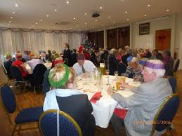 christmas lunch 2016 nailsea and district croquet club