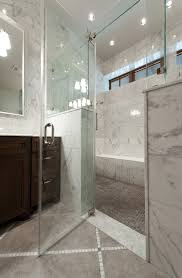 White Marble Bathroom by Sophisticated Marble Bathroom Schroeder Carpet