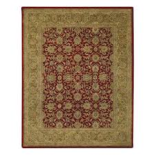 Capel Area Rug by Dynamic Rugs Charisma 1409 Reverse Border Persian Rug