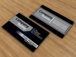 template business card cdr business card templates in cdr free elegant black template wire