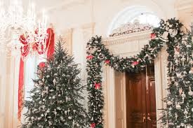 Christmas Decorations In White House by White House Holiday Decorations Meg Biram