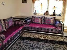 canapé marocain occasion salon marocain moderne doccasion idées de design maison et idées