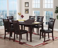 kitchen table sets with leaf home design extraordinary dining set with leaf glamorous table
