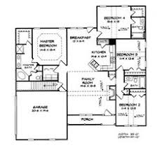 1800 Square Feet Ranch Style House Plans 2086 Square Foot Home 1 Story 4