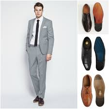 light gray suit brown shoes grey suit brown shoes my dress tip